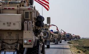 Présence militaire américaine en Irak, illustration
