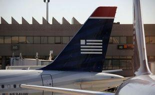 Un avion d'US Airways.
