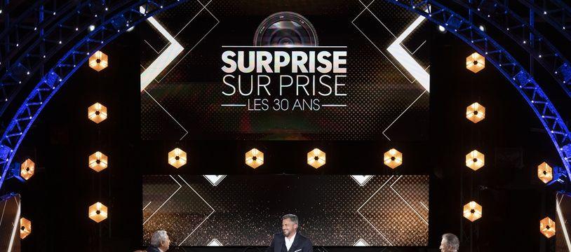 Olivier Minne anime les 30 ans de « Surprise sur Prise » sur France 2