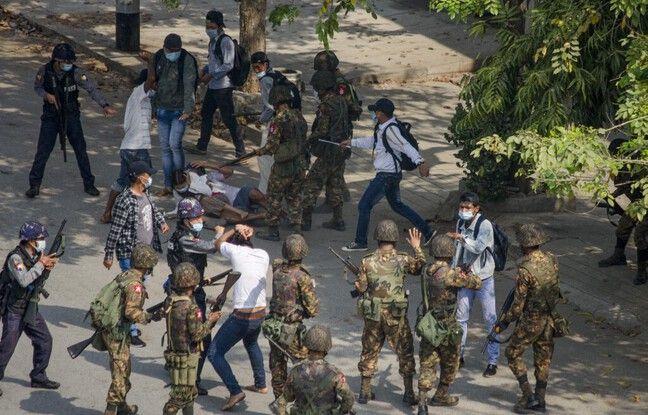 648x415 manifestations contre armee pouvoir birmanie plus plus nombreuses depuis coup etat