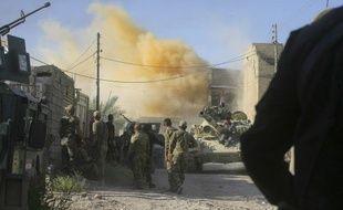 Les troupes irakiennes contrôlent désormais près de 50% de Fallouja.