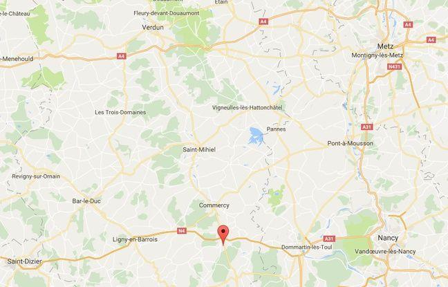 Une maternelle et un bâtiment où se trouve notamment une crèche ont été touchés quasiment en même temps à Void-Vacon.