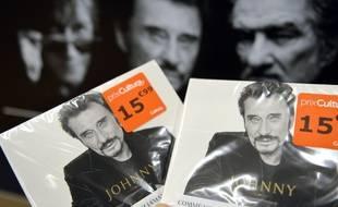 Le nouvel album posthume de Johnny Hallyday est déjà un succès.