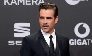 L'acteur Colin Farrell