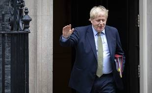 Boris Johnson, le Premier ministre britannique.