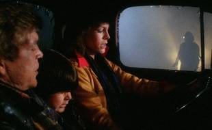 Extrait du film Fog, avec Jamie Lee Curtis, de John Carpenter.