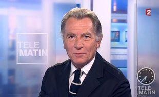 William Leymergie, présentateur de l'émission depuis sa création en 1985.