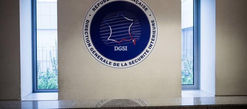 Le logo de la DGSI, illustration