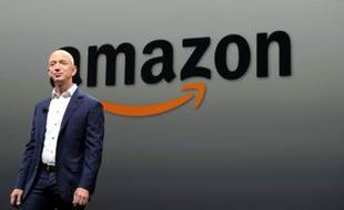 Le PDG d'Amazon Jeff Bezos le 6 septembre 2012 à Santa Monica, en Californie