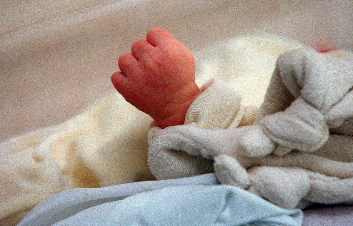 Illustration d'un nourrisson.  – DIDIER PALLAGES / AFP