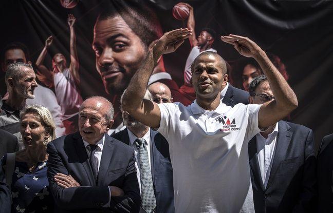 VIDEO. Lyon: Tony Parker souhaite l'entrée de l'OL dans le capital de l'Asvel et privilégie une salle à Villeurbanne