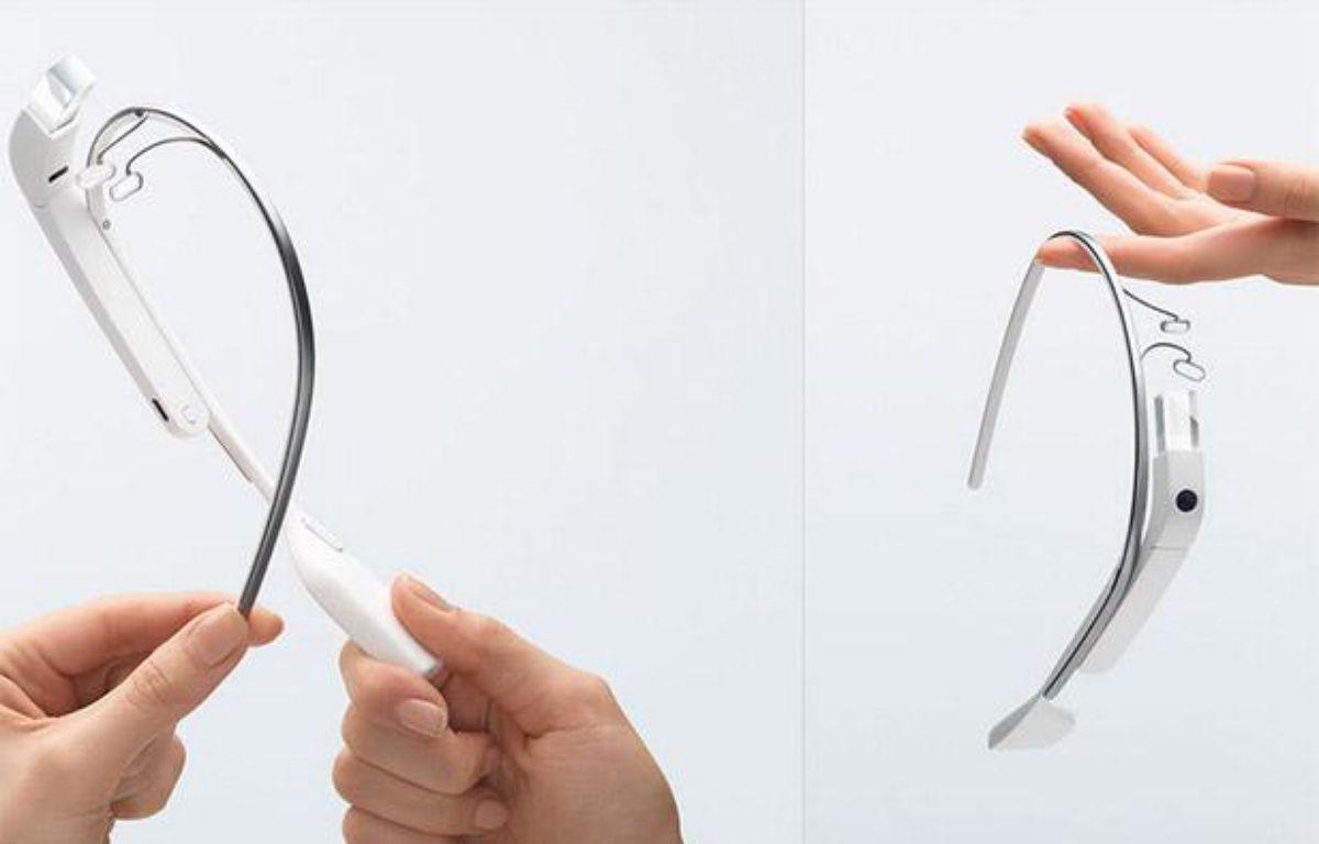 Les Google Glass présentées officiellement par la firme de Mountain View le 20 février sur un site Internet dédié. – CAPTURE D'ECRAN/20MINUTES.FR