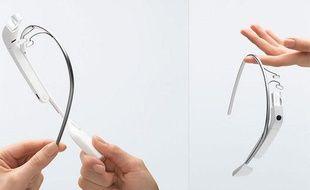 Les Google Glass présentées officiellement par la firme de Mountain View le 20 février sur un site Internet dédié.