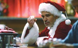 Billy Bob Thornton incarne un drôle de père Noël dans «Bad Santa».