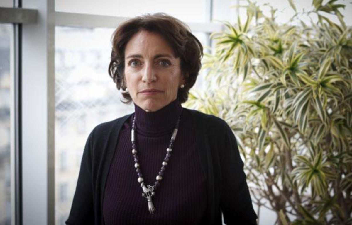 Marisol Touraine, ministre des Affaires sociales et de la Santé dans son bureau à Paris le 17 octobre 2012. – A. GELEBART / 20 MINUTES