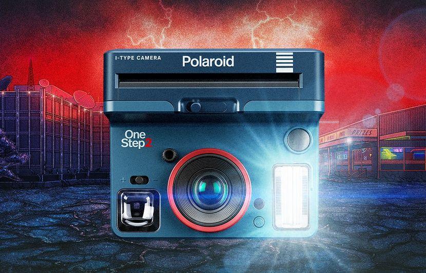 OneStep2: Polaroid donne un coup de flash à la série «Stranger Things» avec un appareil collector