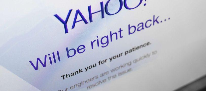 Illustration Yahoo!