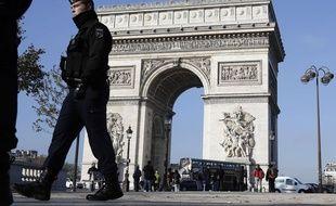 Arc de Triomphe, photo d'illustration.