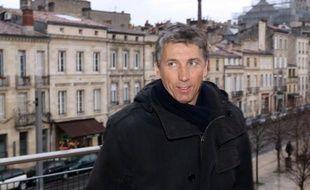 Stéphane Courbit, 47 ans, patron de la holding LOV Group.