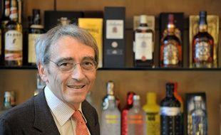 Pierre Pringuet, le directeur général de Pernod Ricard