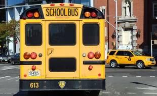 L'enfant aurait dû prendre le bus pour rentrer chez lui