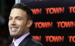 Ben Affleck, réalisateur de «The Town», lors de la première du film à Boston le 14 septembre 2010.