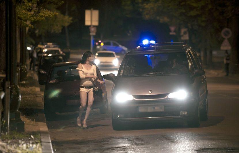 loi visant à pénaliser les clients de la prostitution