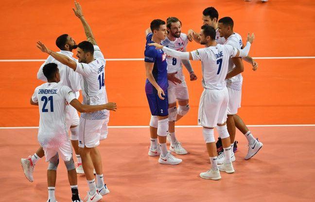 Euro de volley: «C'était une symphonie», les Bleus impressionnent contre la Bulgarie pour leur premier gros test