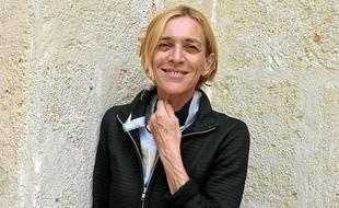 Mathilde Monnier vient d'être reconduite dans ses fonctions pour trois ans.