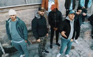 Image extraite du clip «Le bruit de ma ville».