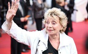 Annie Cordy, au Festival de Cannes en 2016.