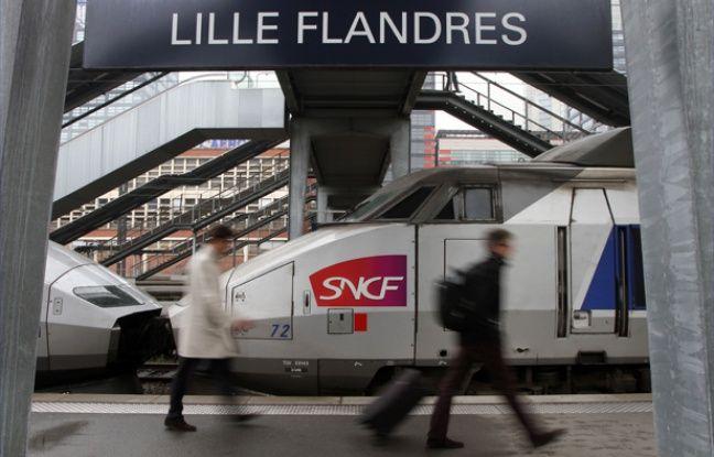 Lille-Paris : Grosses perturbations sur la ligne TGV Nord après un accident