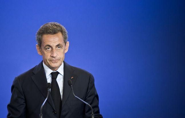 Nicolas Sarkozy, le 26 juillet 2016, à Paris.