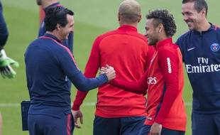 Unai Emery et Neymar, le duo gagnant du PSG ?