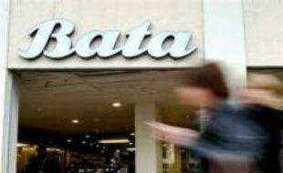 240a4da9c5b012 Bata, spécialiste de la chaussure bon marché, a fermé une soixantaine de  magasins en
