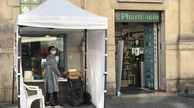 Coronavirus : Depuis la fin des tests gratuits, « on fait moitié moins de dépistage en pharmacie »