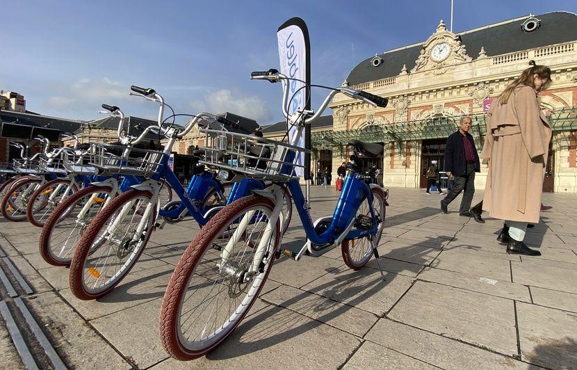 Nice : Les vélos bleus deviennent électriques et passent en « free floating »
