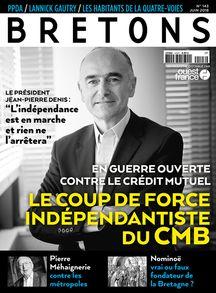 Bretons n°143 - Juin 2018