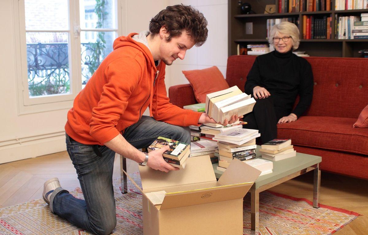 La société eco-citoyenne collecte gratutement des livres au domicile des particuliers. – Recyclivre.com