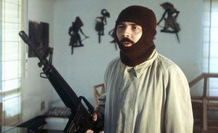 Gérard Jugnot, braqueur perfectible dans le film d'Edouard Molinaro «Pour cent briques, t'as plus rien» (1982).