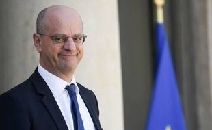 Jean-Michel Blanquer , le 27 avril 2018. AFP PHOTO