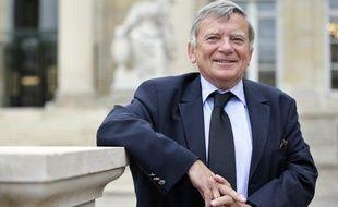 L' ex-député PS Jean Glavany.