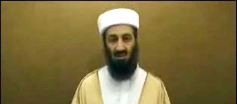 Oussama Ben Laden dans une vidéo de propagande d'Al-Qaida datée du 7 septembre 2007.