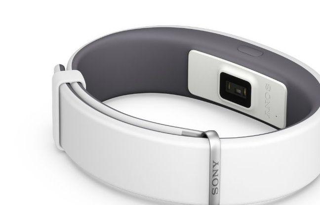 Le Smartband 2 de Sony.