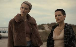 Charlotte Le Bon et Veerle Baetens campent les héroïnes de « Cheyenne et Lola ».