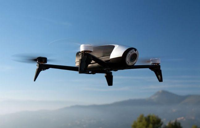 Les drones pour la première fois dans le Top 10 des cadeaux les plus offerts à Noël.