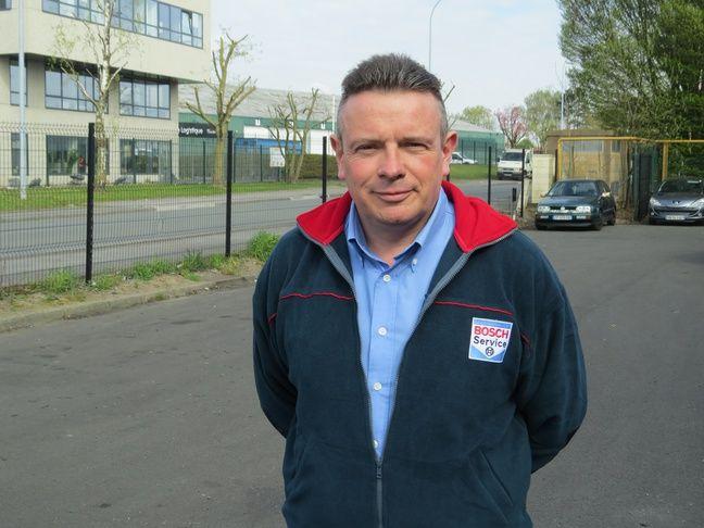 Dominique Duret, le dépanneur de Paris-Roubaix