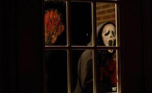 Extrait du film Scream de Wes Craven.