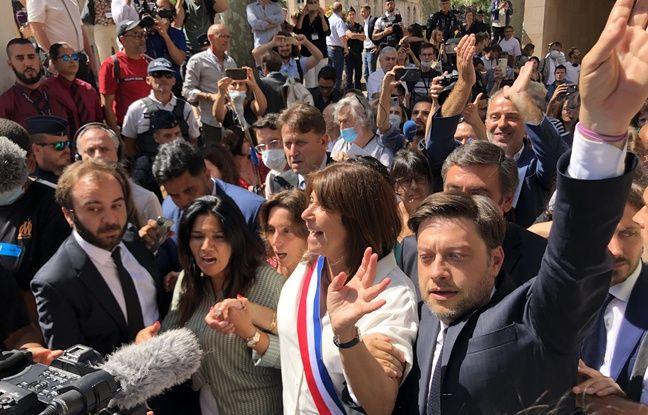 Résultats des municipales à Marseille: Michèle Rubirola, du Printemps marseillais, élue grâce au soutien de Samia Ghali
