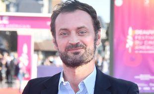 Augustin Trapenard le 12 septembre 2020 à Deauville